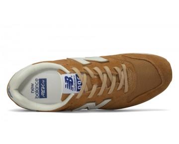 New balance chaussures pour hommes 996 suede casual marron sugar et tan MRL996-347