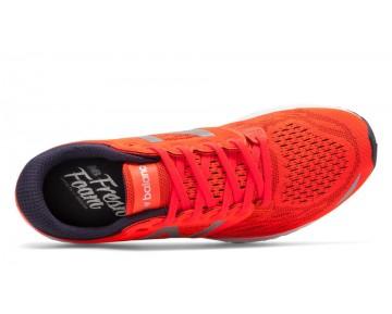 New balance chaussures unisex fresh foam zante running alpha orange et outerspace MZANT-193