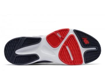 New balance chaussures pour hommes 517 entraînement gris et slate et rouge MX517-392