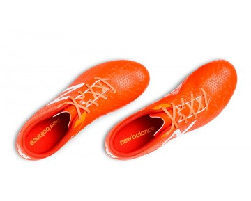 New balance chaussures pour hommes visaro control sg football lava et fireball et impulse MSVRCS-469