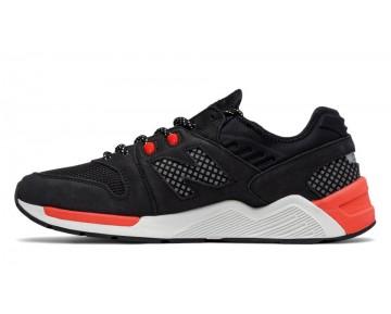 New balance chaussures unisex 009 lifestyle noir et orange ML009-005