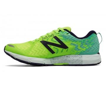 New balance chaussures pour femmes 1500v3 running lime glo et vivid jade et foncé denim W1500-113
