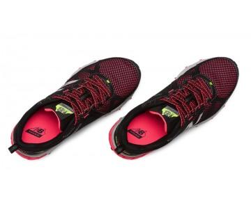 New balance chaussures pour femmes 610v5 course noir et rose zing WT610-120