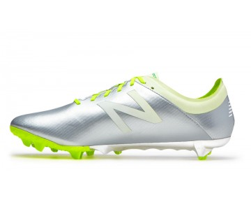 New balance chaussures pour hommes furon 2.0 hydra football argent vison et toxic MSFLEF-125