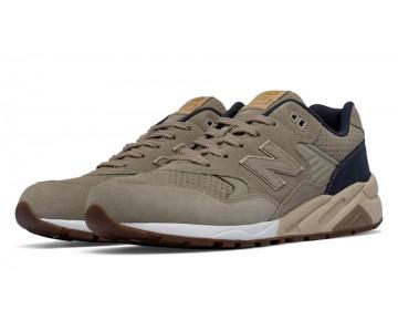New balance chaussures pour hommes 580 tech nature casual beige et marine MRT580-062