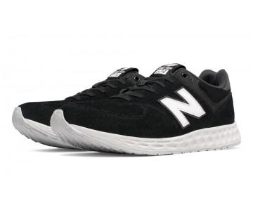 New balance chaussures pour hommes 574 fresh foam casual noir et blanc MFL574-045