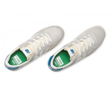 New balance chaussures unisex 300 vintage casual lumière gris et blanc CRT300-018