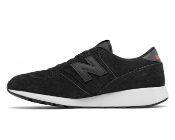 New balance chaussures unisex 420 re-engineered lifestyle noir et orange MRL420-032