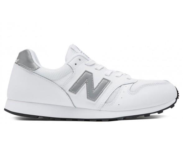 New balance chaussures unisex 373 modern classics casual blanc et argent ML373-123