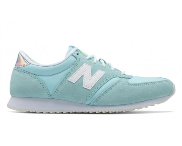 New balance chaussures pour femmes 420 70s running ozone bleu glow et blanc WL420-212