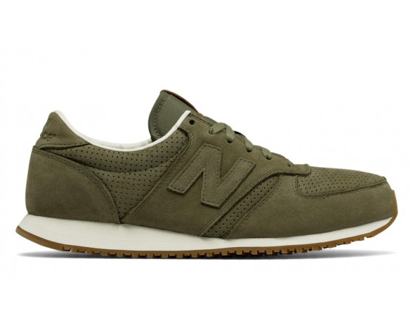 New balance chaussures unisex 420 70s running olive et tan U420-131