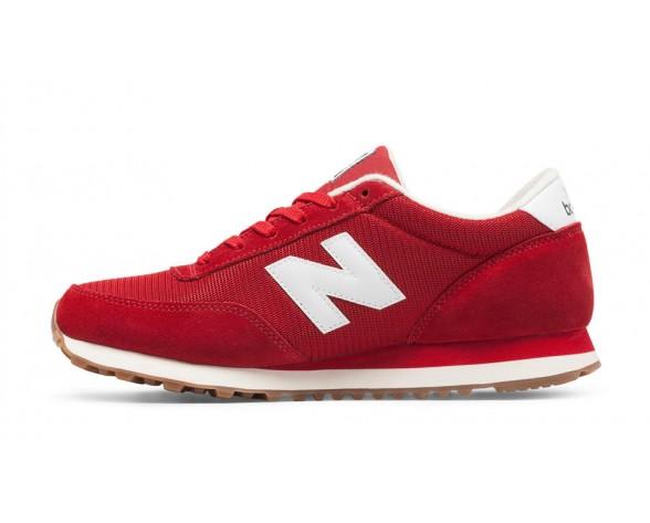 New balance chaussures unisex 501 lifestyle rouge et blanc ML501-145