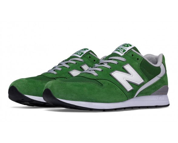 New balance chaussures pour hommes 996 suede casual vert MRL996-343