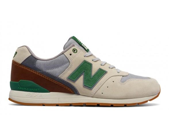 New balance chaussures pour hommes 996 suede casual khaki et vert MRL996-346