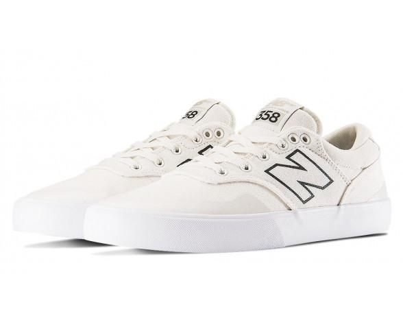 New balance chaussures unisex arto 358 lifestyle cloud blanc et noir NM358-189