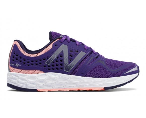 New balance chaussures pour femmes fresh foam vongo running spectral et bleached sunrise WVNGO-288