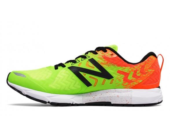 New balance chaussures pour hommes 1500v3 running lime glo et alpha orange M1500-388