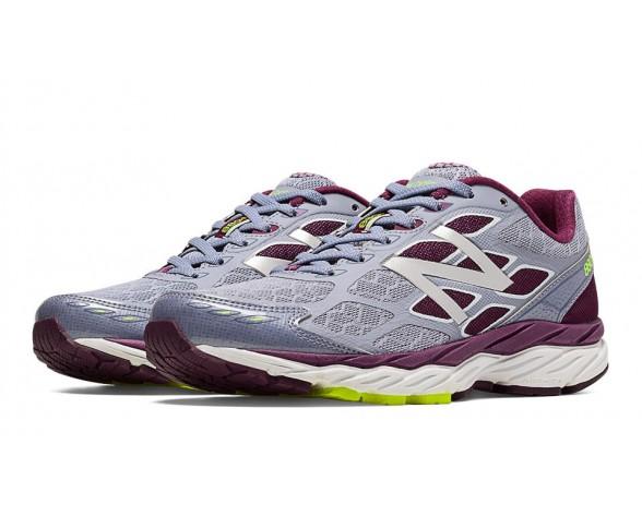 New balance chaussures pour femmes 880v5 course bourgogne et argent W880-335