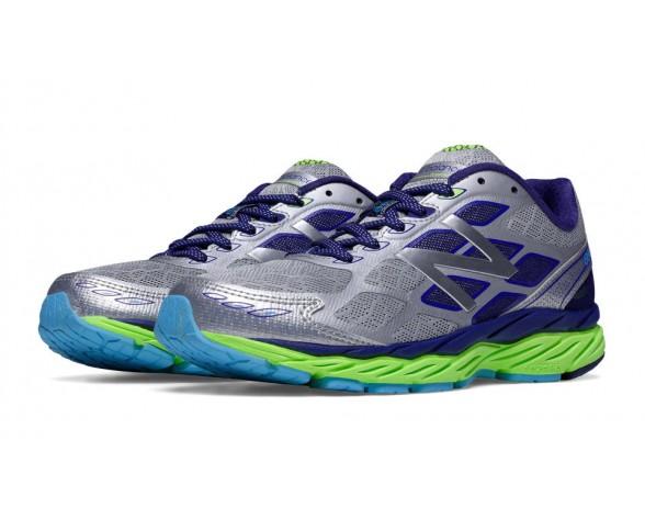 New balance chaussures pour femmes 880v5 course argent et jaune W880-336