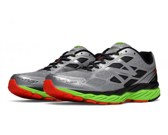 New balance chaussures pour hommes 880v5 course argent et vert M880-414