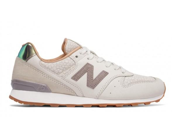 New balance chaussures pour femmes 996 leather lifestyle powder et cresent WR996-168