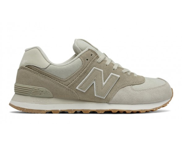 New balance chaussures unisex 574 vintage lifestyle trench et powder ML574-047
