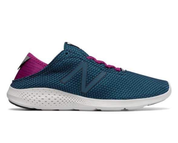 New balance chaussures pour femmes vazee coast running teal et violet WCOAS-182