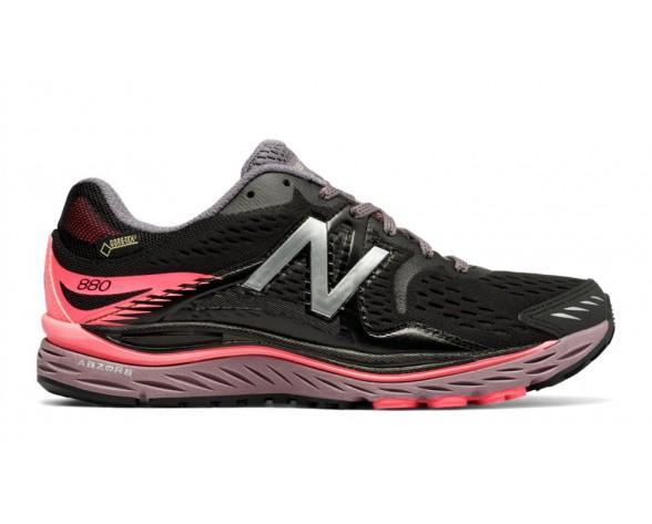 New balance chaussures pour femmes 880v6 running noir et rose W880-156