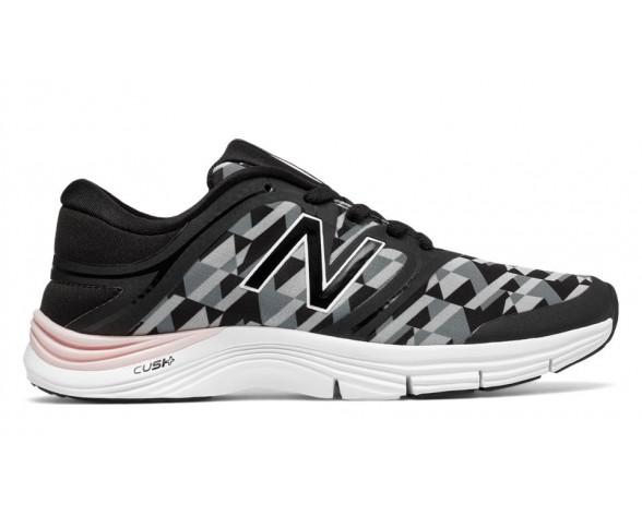 New balance chaussures pour femmes 711v2 baskets noir et blanc et lumière gris WX711-129