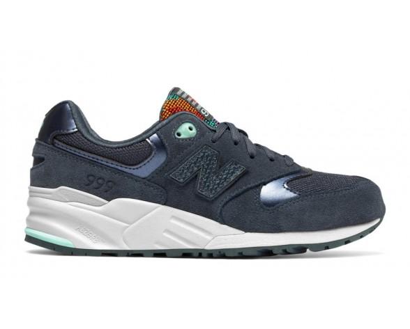New balance chaussures pour femmes 999 ceremonial casual thunder et concrete WL999-064