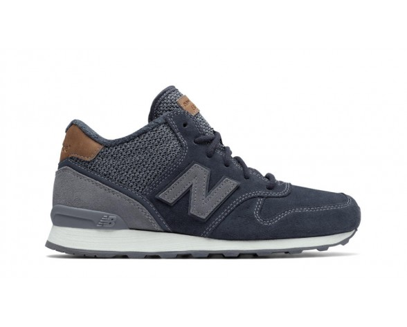 New balance chaussures pour femmes 996 suede casual thunder et gunmetal WH996-063