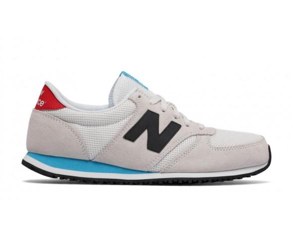 New balance chaussures unisex 420 lifestyle lumière gris et noir et rouge U420-028