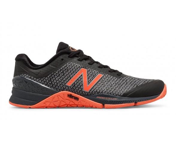 New balance chaussures pour femmes minimus 40 baskets noir et thunder et sunrise WX40-102
