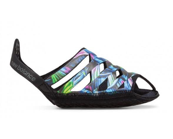 New balance chaussures pour femmes nb studio skin casual azalea et noir et bayside WF118-104