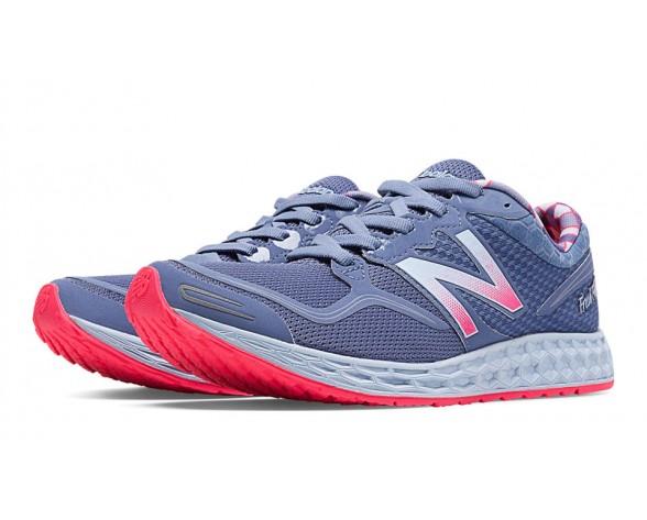 New balance chaussures pour femmes fresh foam zante course imperial et flame W1980-089
