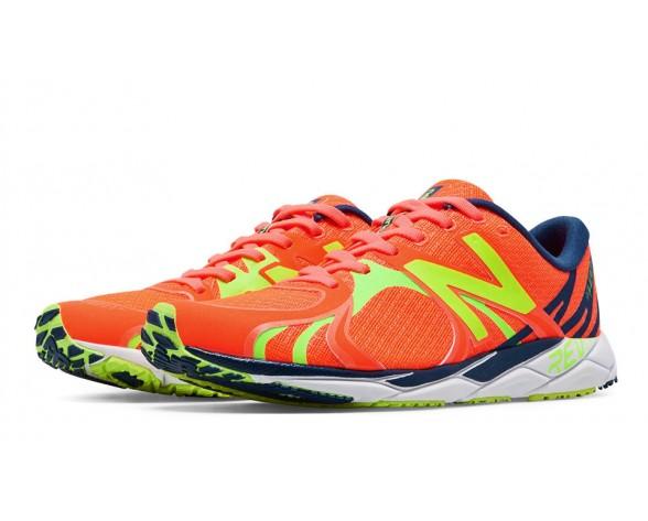 New balance chaussures pour femmes 1400v3 course orange et lime W1400-002