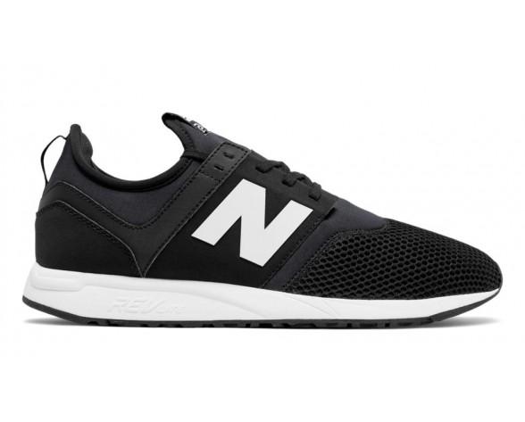 New balance chaussures unisex 247 classic lifestyle noir et foncé gris MRL247-014