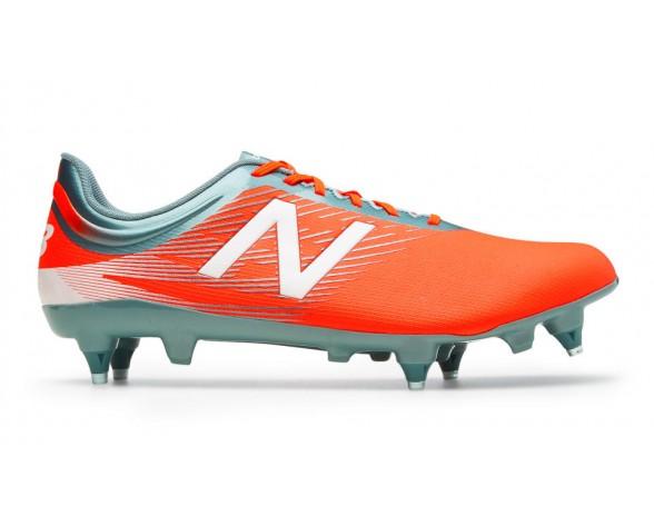 New balance chaussures pour hommes furon 2.0 dispatch football alpha orange et tornado et blanc MSFUDS-124