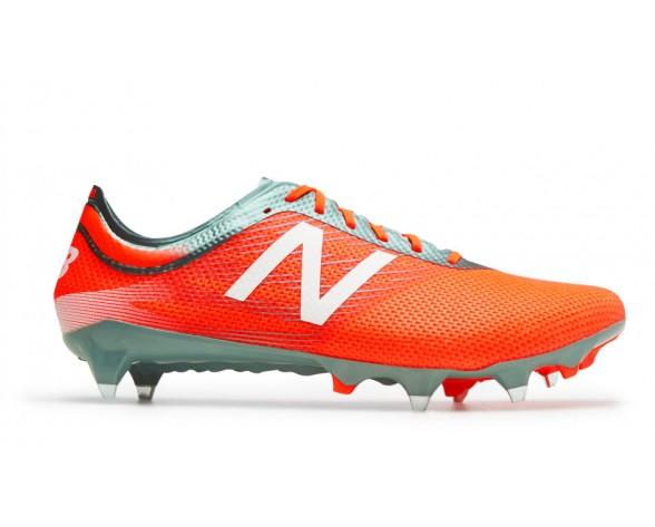 New balance chaussures pour hommes furon 2.0 pro sg football alpha orange et tornado et blanc MSFURS-130