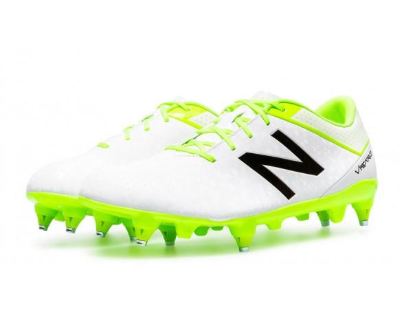 New balance chaussures pour hommes visaro control sg football blanc et toxic MSVRCS-253
