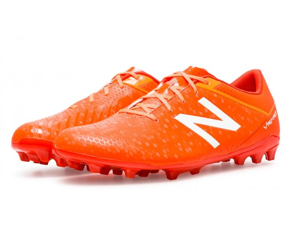 New balance chaussures pour hommes visaro control ag football atomic et blanc et barracuda MSVRCA-250