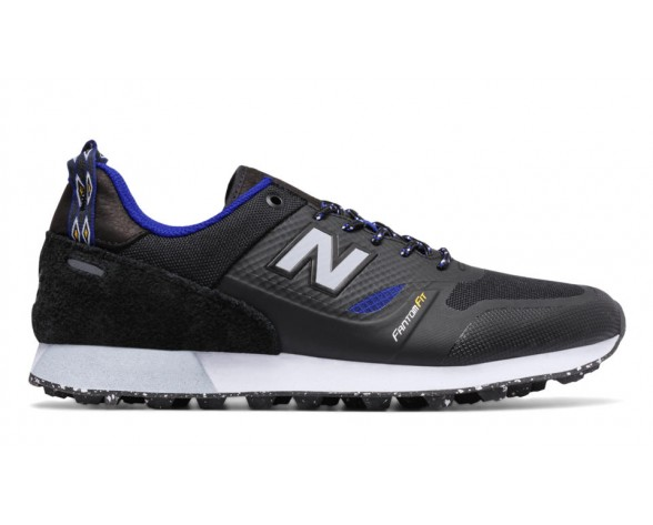 New balance chaussures pour hommes trailbuster re-engineered casual noir et uv bleu TBT-215