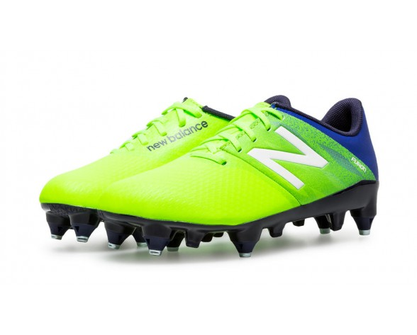 New balance chaussures pour hommes furon dispatch sg jnr football toxic JSFUDS-133