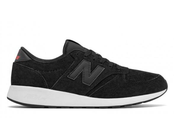 New balance chaussures unisex 420 re-engineered lifestyle noir et orange MRL420-032