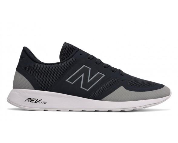 New balance chaussures unisex 420 re-engineered casual marine et lumière gris MRL420-033