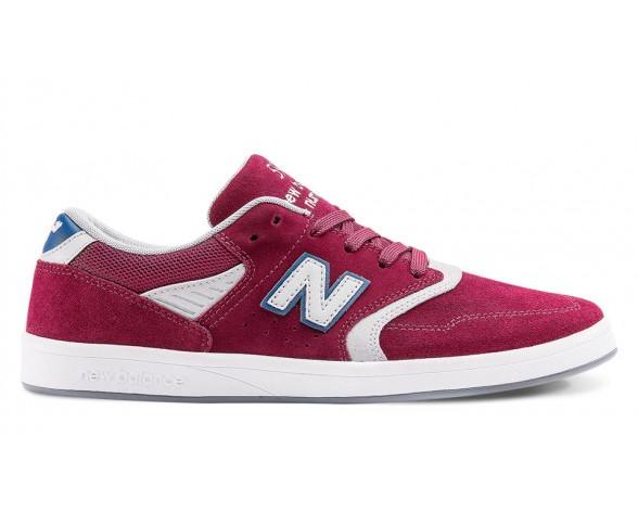 New balance chaussures pour hommes 598 bourgogne et lumière gris NM598-263