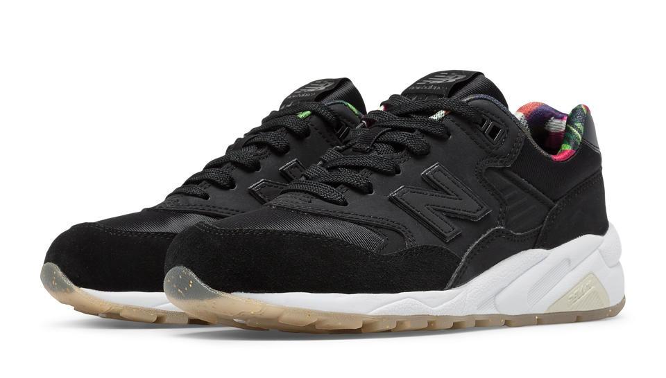Sale New balance chaussures pour hommes 580 lifestyle noir WRT580 ...