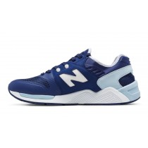 New balance chaussures pour hommes 009 marine et lumière gris ML009-268