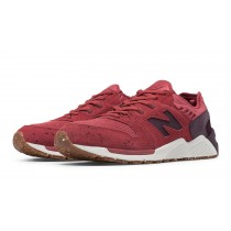 New balance chaussures pour hommes 009 clay rouge et supernova rouge ML009-274