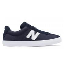 New balance chaussures pour hommes 22 lifestyle marine et blanc ML22-282